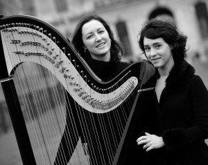 Concert de l'Atlantic Harp Duo le 11/04/12 AtlanticHarpDuo2_web-300x239