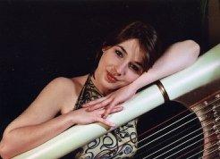 Anaïs Gaudemard, gagnante du concours d'Israël phosol149