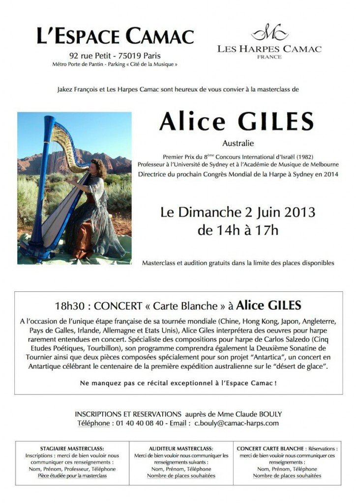 Alice Giles en concert à l'Espace Camac de Paris 472850_630730453621430_1164935412_o2